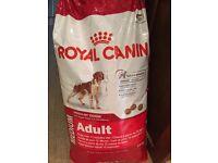 Royal Canin 15k medium adult dog food