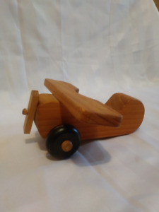 Petit Avion Vintage THE WOODEN TOY COMPANY CANADA