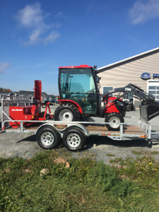 2017 TYM 254 Tractor Package