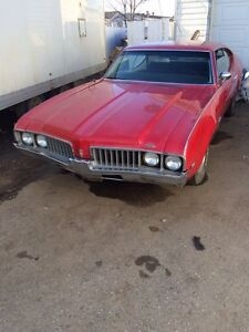 1969 olds cutlass s coupe