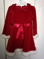 Christmas Dress 24mo/2T