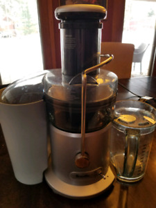Breville Juice Fountain Extractor