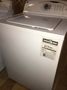 GE Energy Efficient washer & dryer- excellent cond.