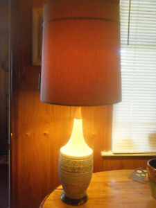 VINTAGE TABLE LAMP Kawartha Lakes Peterborough Area image 3
