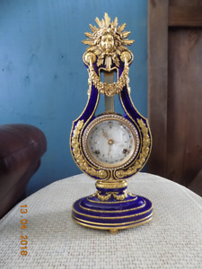 MARIE ANTOINETTE CLOCK BEAUTY