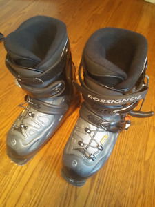 Women's Rossingnol Black Size 6UK, Eur 39, US 8
