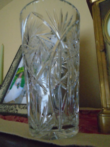 2 WATERFORD CRYSTAL VASES AND BOWL