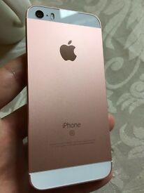 iPhone 5s 16gb rose gold ( t-mobile orange virgin EE )