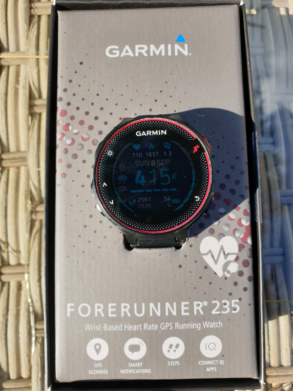 Garmin forerunner 235 watch | in St Albans, Hertfordshire | Gumtree