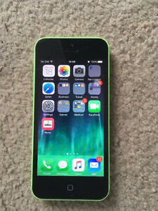iPhone 5C 16GB Green Rogers/Chatr Perfect Condition