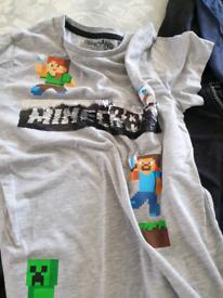 Boys bundle 10/11 tops jumpers, hoody