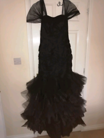 Size 10 ball gown