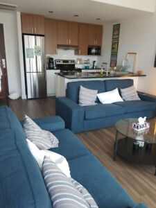 Lease Transfer 3 1/2 apartment (downtown)