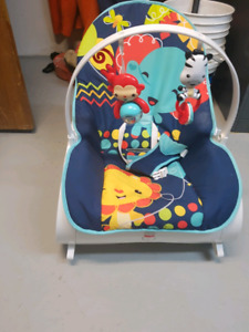 Baby chair/ rocking chair