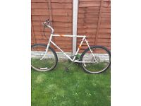 "Peugeot ranger 26"" mountain bike old school retro fixie"