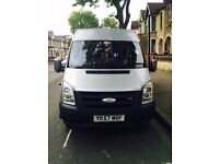 Ford Transit Minibus 57 Plate **Mint Condition**