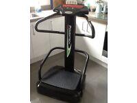 Vibrating Fitness Plate