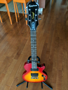 Electric guitar Epiphone