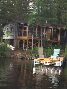 Cottage located on Tranquil Paugh Lake, Barry's Bay