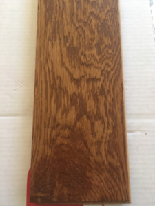 "Bruce 3/4"" Oak Hardwood Flooring Light Spice"