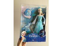 FROZEN - ICE POWER ELSA - BOXED FIGURE