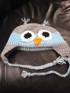 Owl hats (only 2 left)