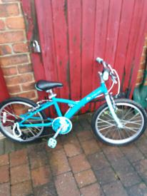 BTWIN Childrens bike