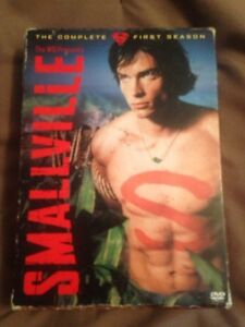 Smallville Seasons 1,4,6,10