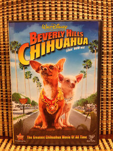 Beverly Hills Chihuahua (DVD, 2009)Disney/Family/Kids.