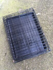 Small Folding Dog or Cat Crate