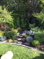 PEI Landscapes - Gardeners Available - Summerside & Cavendish