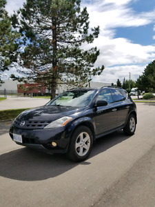2005 NISSAN MURANO FOR SALE CLEAN SUV