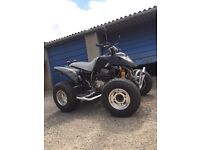 For sale Road registered quad bike 234cc cheap to run and insure.. Swaps or cash