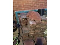 700+ Hawkins Cannock Rosemary Roof Tiles Sandfaced