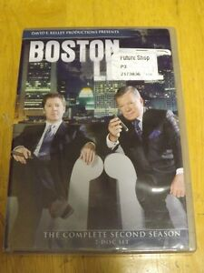 Boston Legal Season 2 DVD NEW UNOPENED