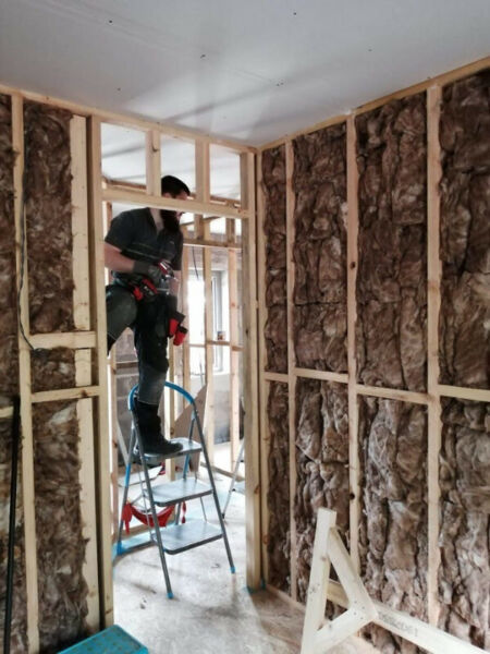 Carpenter Joiner Attic Conversions 1st & 2nd fix Timber Frame Houses and Extensions