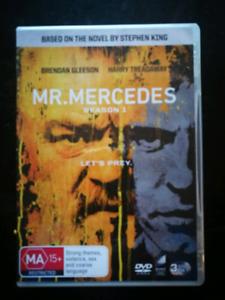 DVD - Mr Mercedes, series 1 Northcote Darebin Area Preview