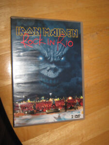 Iron Maiden  Rock in Rio/The Mars Volta Tshirt
