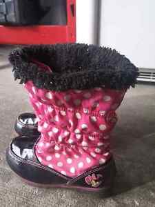 Girls (toddler) boots size 7  London Ontario image 1