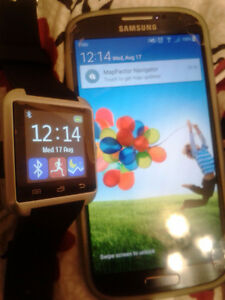 smart watch +phone  moins chere