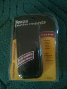 Texas Intruments T1-84 Plus Graphing Calculator
