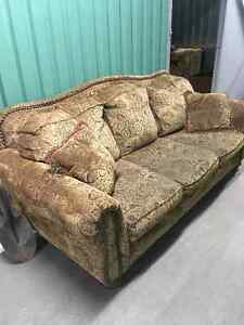 Couch, love seat, and chair set $375.00 OBO