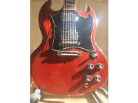 2002 Gibson SG standard trade/sale