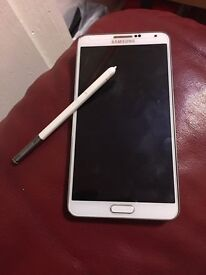SAMSUNG GALAXY NOTE 3- LIKE BRAND NEW OFFERS ACCEPTED!!