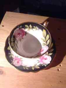 Foley English China tea cup and saucer