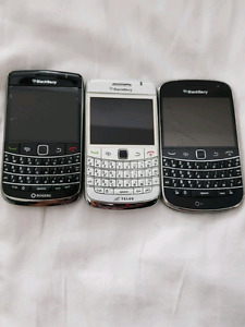 Blackberry Phones & Cases