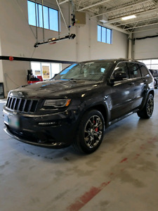 2015 Grand Cherokee SRT 6.4L Saftied