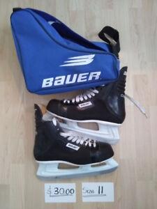Hockey skates adult size 11