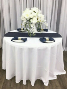 New Price Wedding Navy Blue Wedding Linens