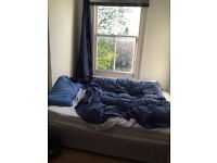 Double Bedroom in lovely top floor flat in South Hampstead